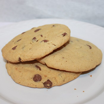 Kefir Chocolate Chip Cookies